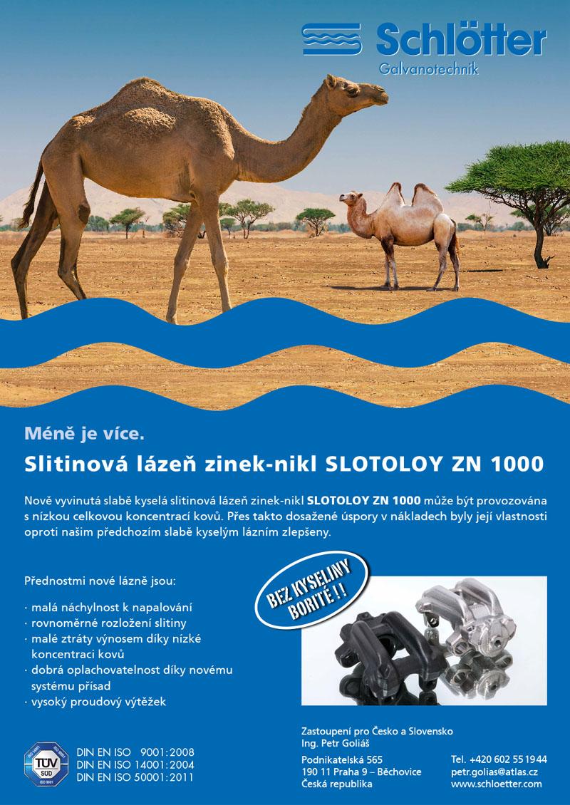 Slotoloy Zn1000