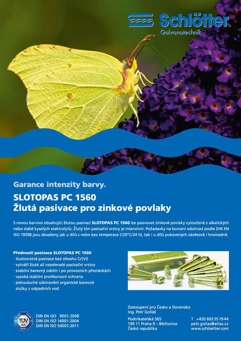 Slotopas 1560