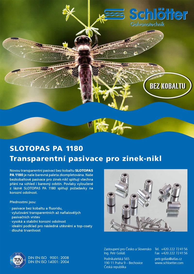 Slotopas Pa1180